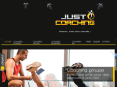 Justcoaching :  le professionnel du coaching de groupe